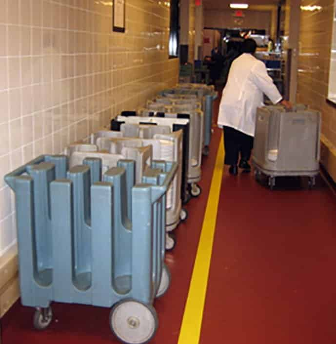 Lean Six Sigma Is Everywhere: Hotel Banquet Carts - GoLeanSixSigma.com