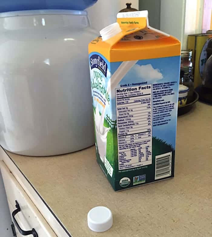 Lean Six Sigma Is Everywhere: Milk Kanban - GoLeanSixSigma.com