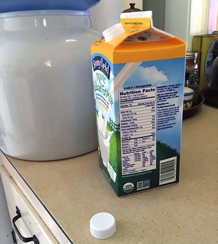 Lean Six Sigma Is Everywhere: Milk Kanban - GoLeanSixSigma.com