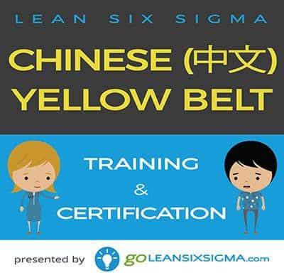 Chinese Yellow Belt Training & Certification