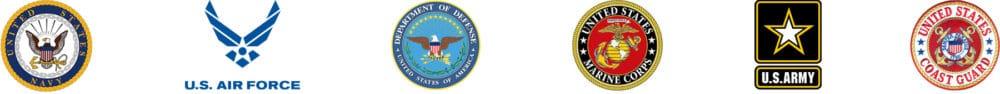 Military Logos - GoLeanSixSigma.com