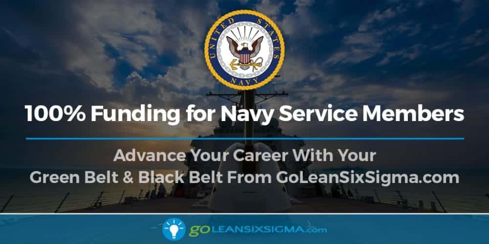Navy Banner - GoLeanSixSigma.com