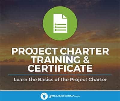 Project Charter Training Goleansixsigma Com