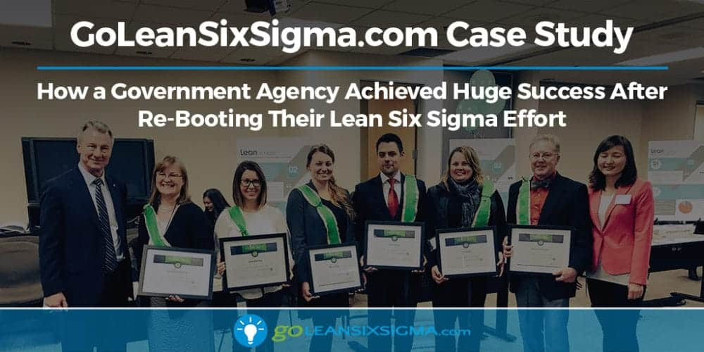 Case Study Banner King County Success Story GoLeanSixSigma.com