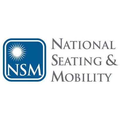 National Seating Mobility Logo