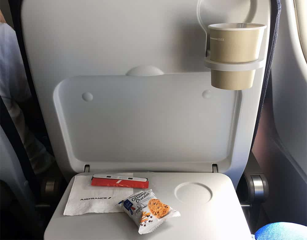 Lean Six Sigma Is Everywhere: Airline Cup Holder - GoLeanSixSigma.com