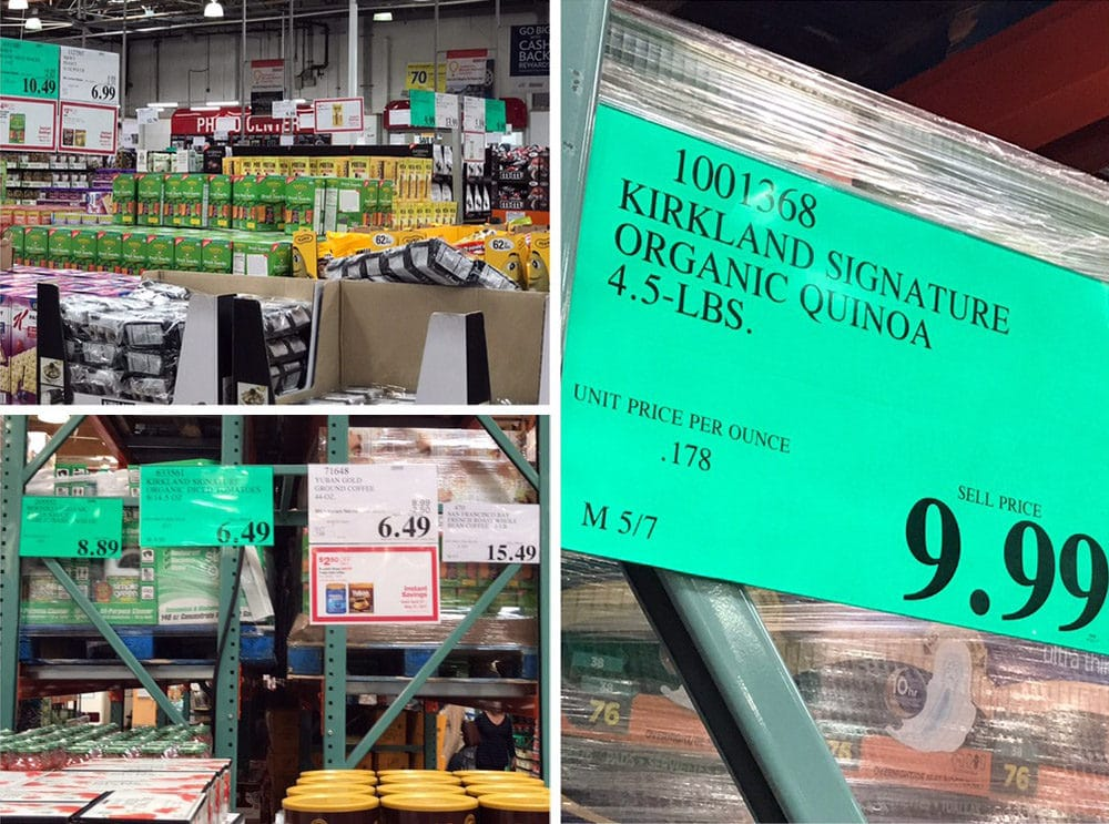 Lean Six Sigma Is Everywhere: Costco Organic Signage - GoLeanSixSigma.com