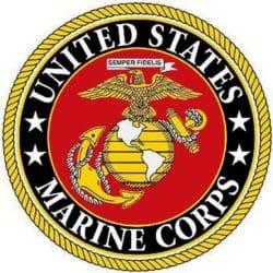 United States Marine Corps Logo - GoLeanSixSigma.com