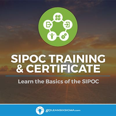 SIPOC Training & Certificate