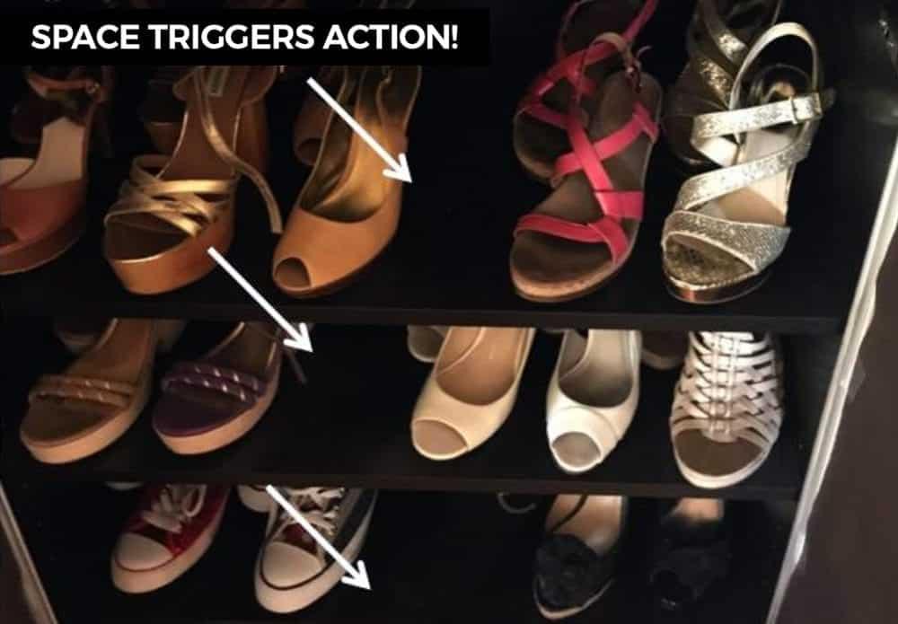 Shoe Kanban Trigger - GoLeanSixSigma.com