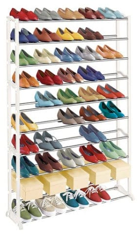 Shoe Rack - GoLeanSixSigma.com