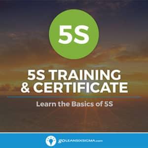 5S Training & Certificate - GoLeanSixSigma.com