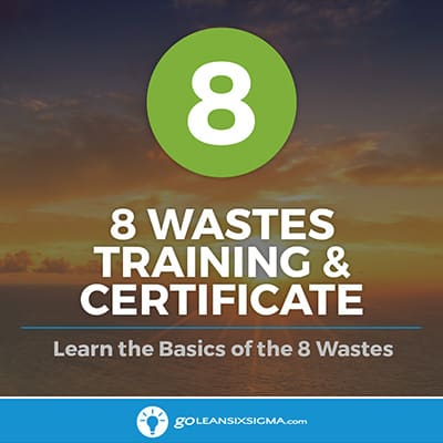 8 waste training