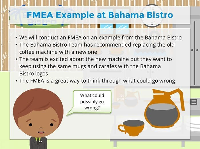 FMEA Screenshot 2 GoLeanSixSigma.com