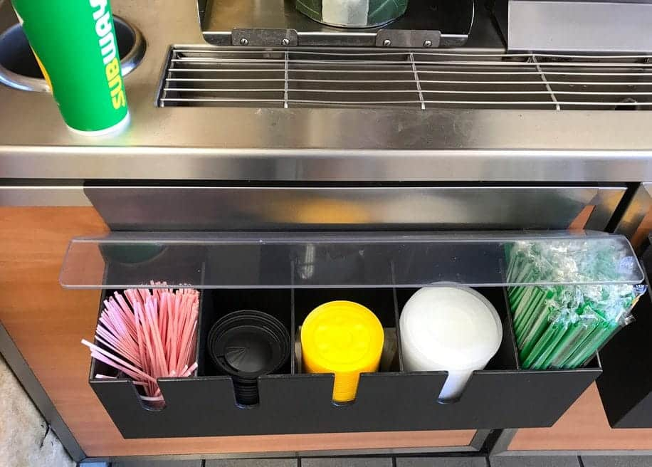 Lean Six Sigma Is Everywhere: Subway Lids - GoLeanSixSigma.com