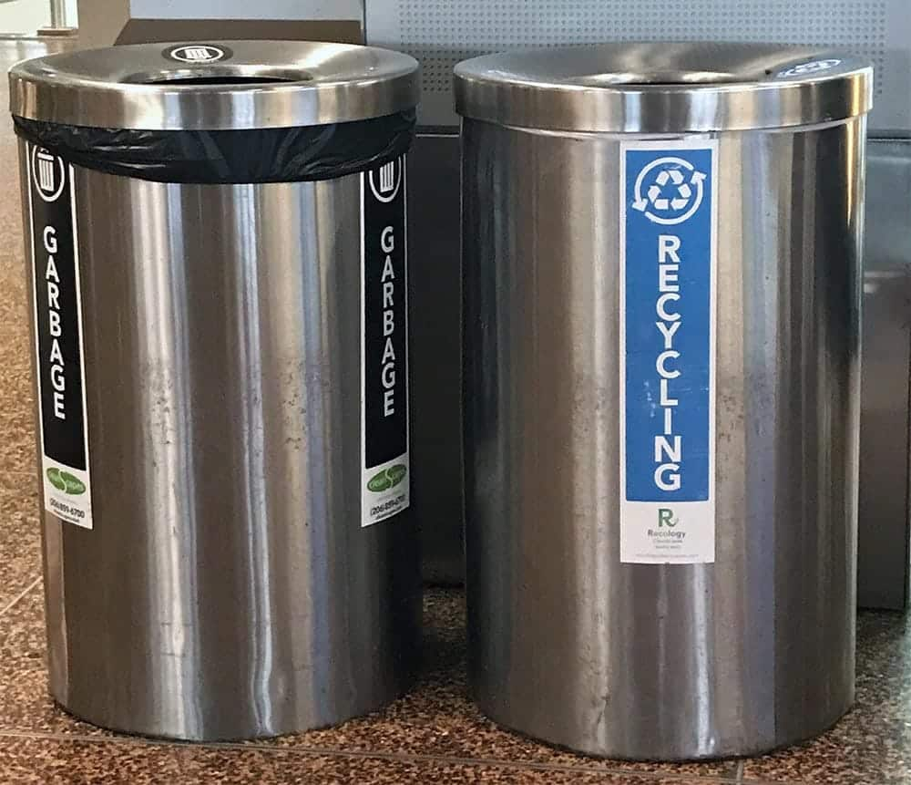 Lean Six Sigma Is Everywhere: Trash Cans - GoLeanSixSigma.com