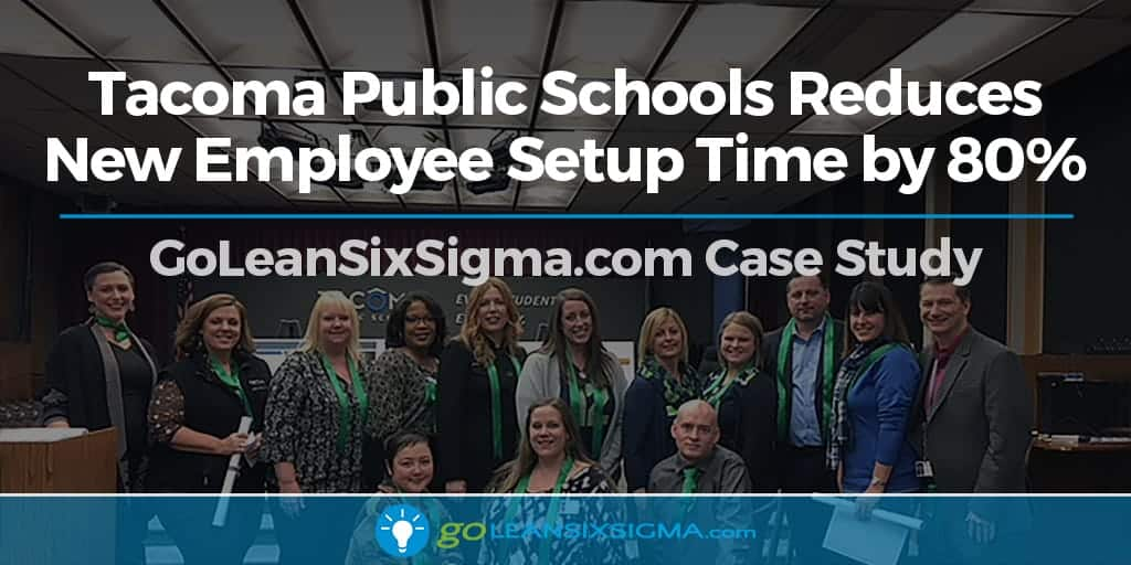 Case Study: Tacoma Public Schools Reduces New Employee Setup Time By 80%