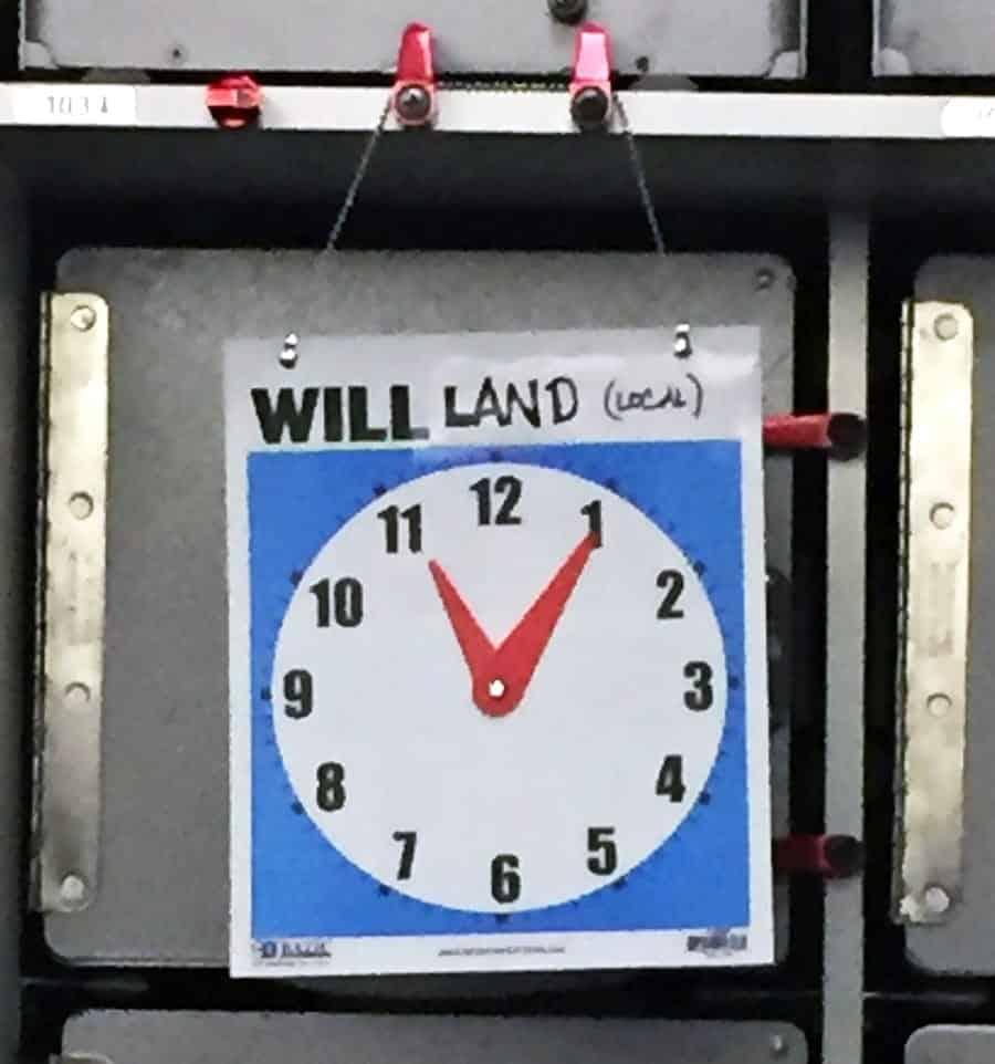 Lean Six Sigma Is Everywhere: JetBlue Clock - GoLeanSixSigma.com