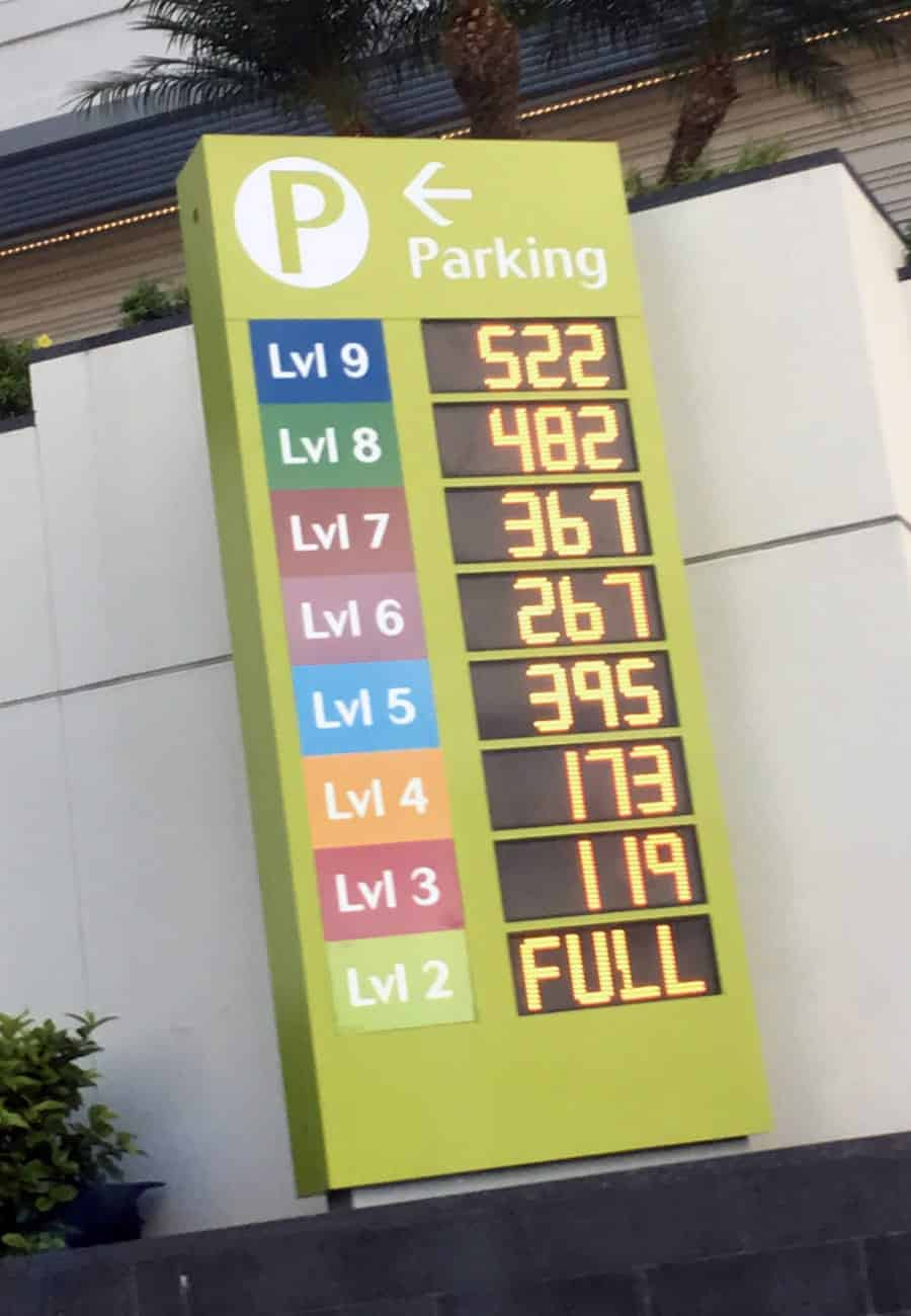 Lean Six Sigma Is Everywhere: Shopping Center Parking - GoLeanSixSigma.com