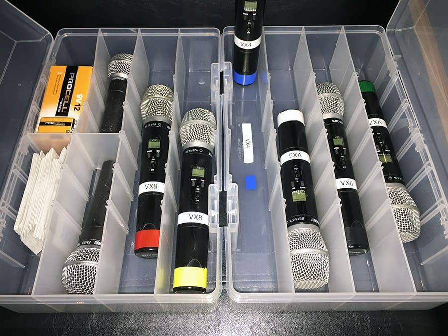Lean Six Sigma Is Everywhere: Microphone Box - GoLeanSixSigma.com