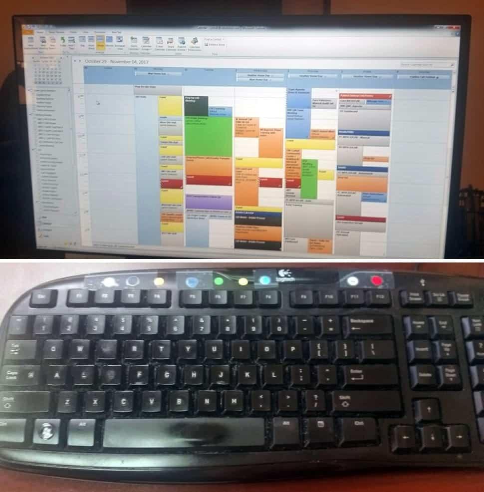 Lean Six Sigma Is Everywhere: Visual Keyboard - GoLeanSixSigma.com