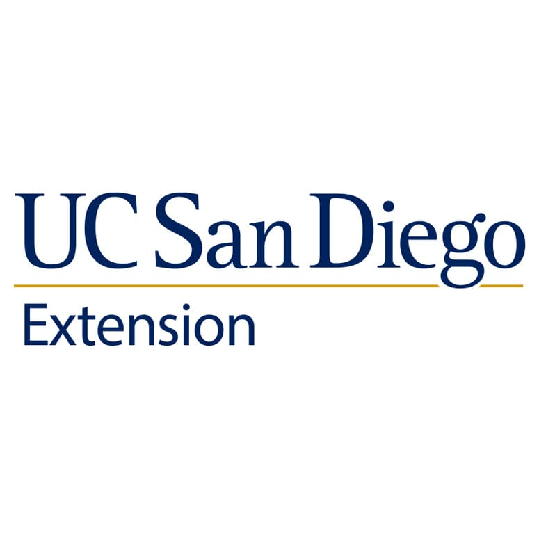 UCSD Extension Logo Square