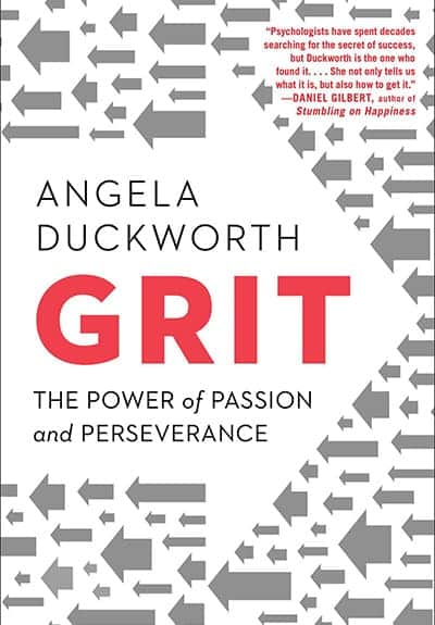 """Grit"" by Angela Duckworth - GoLeanSixSigma.com"