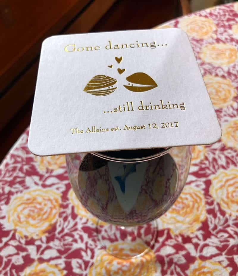 Lean Six Sigma Is Everywhere: Drink Card - GoLeanSixSigma.com