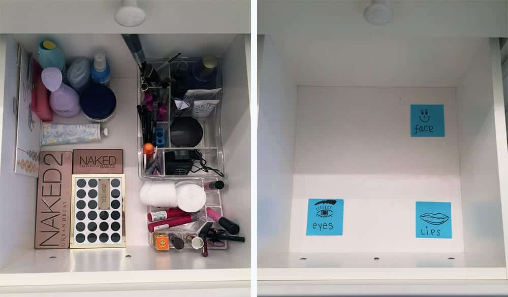 Lean Six Sigma Is Everywhere: Makeup Storage - GoLeanSixSigma.com
