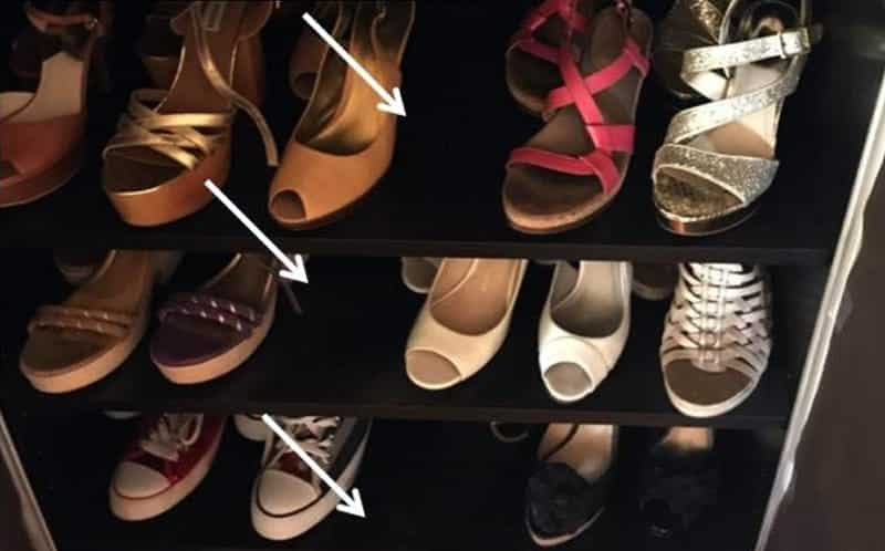 Lean Six Sigma Is Everywhere: Shoe Kanban - GoLeanSixSigma.com