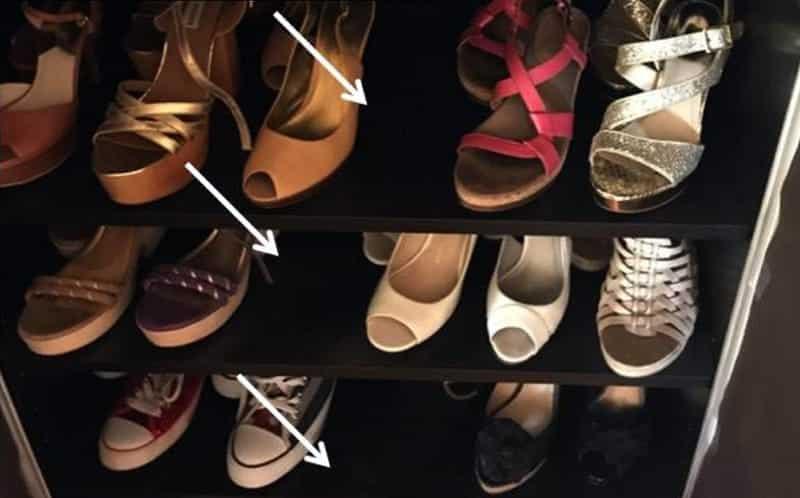 Lean Six Sigma Is Everywhere: Shoe Kanban - GoLeanSixSigma.com