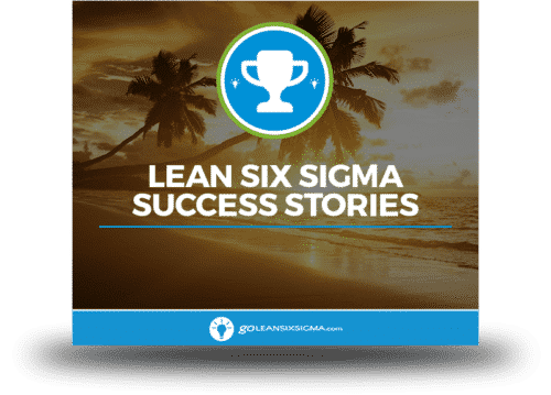Success Stories - GoLeanSixSigma.com