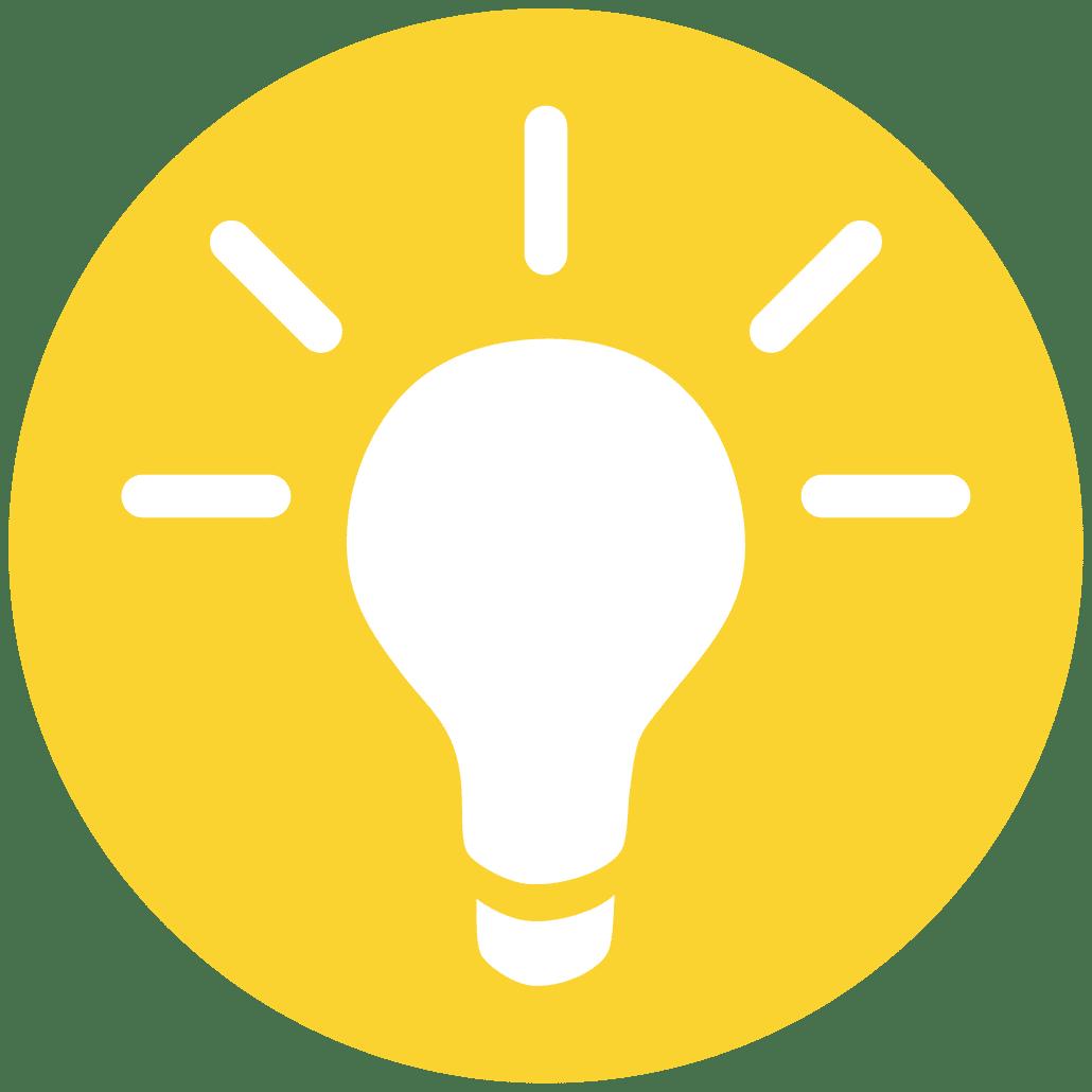 Yellow Belt Icon - GoLeanSixSigma.com
