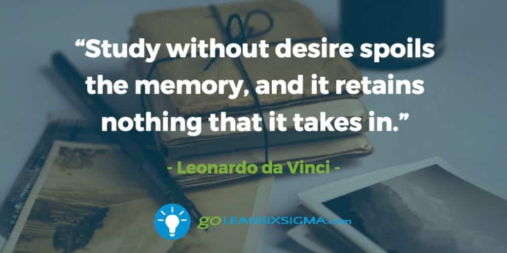 study-desire-memory-nothing - GoLeanSixSigma.com