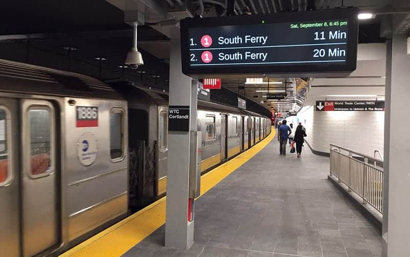Lean Six Sigma Is Everywhere: NYC Subway Station - GoLeanSixSigma.com