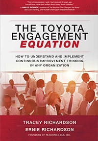 "Best Books to Buy: ""The Toyota Engagement Equation"" - GoLeanSixSigma.com"