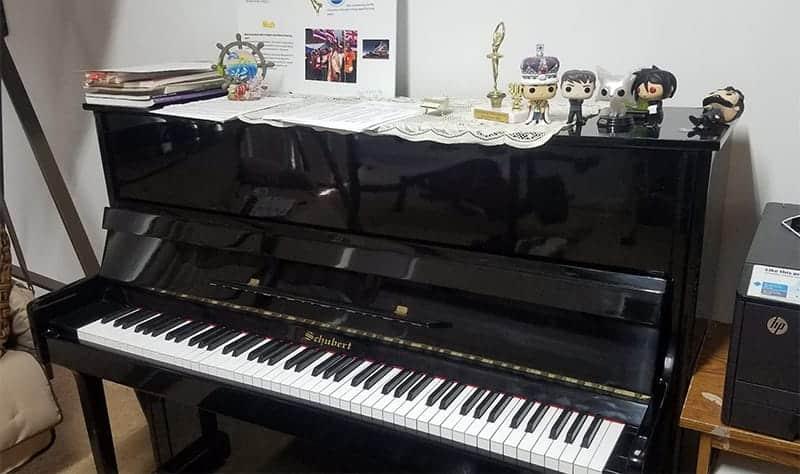 How to Apply 5S: Piano Area - 01 - GoLeanSixSigma.com