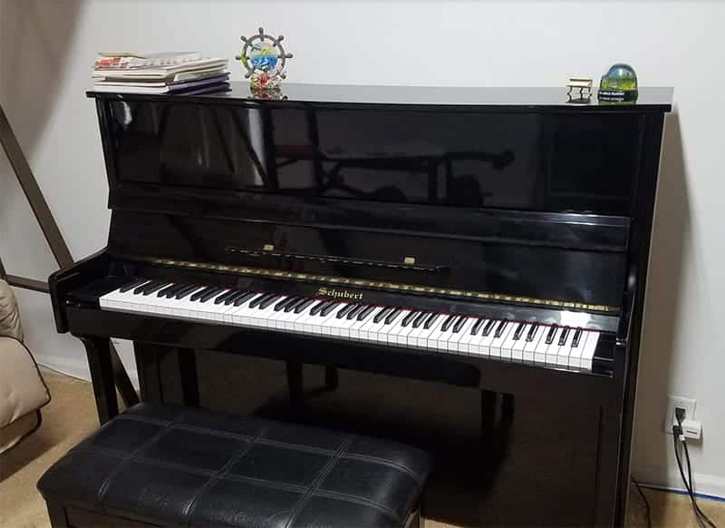How to Apply 5S: Piano Area - 03 - GoLeanSixSigma.com