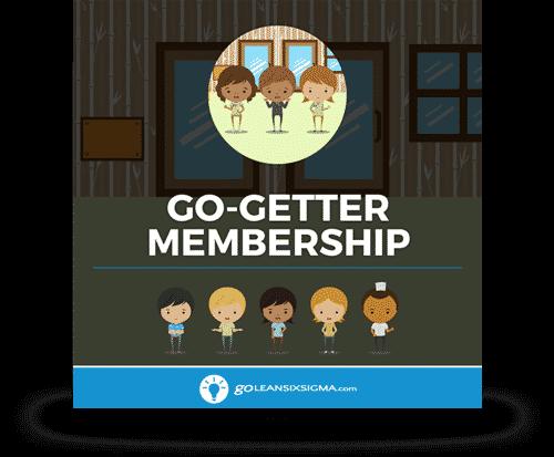 Go-Getter Membership - GoLeanSixSigma.com