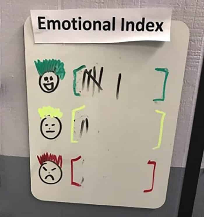 Lean Six Sigma Is Everywhere: Emotional Index - GoLeanSixSigma.com