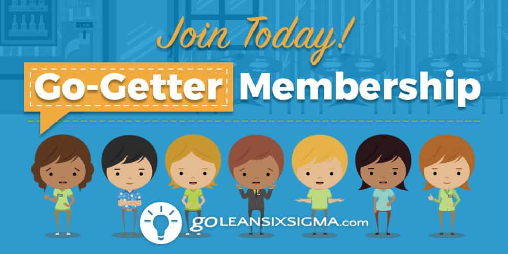 Go getter membership
