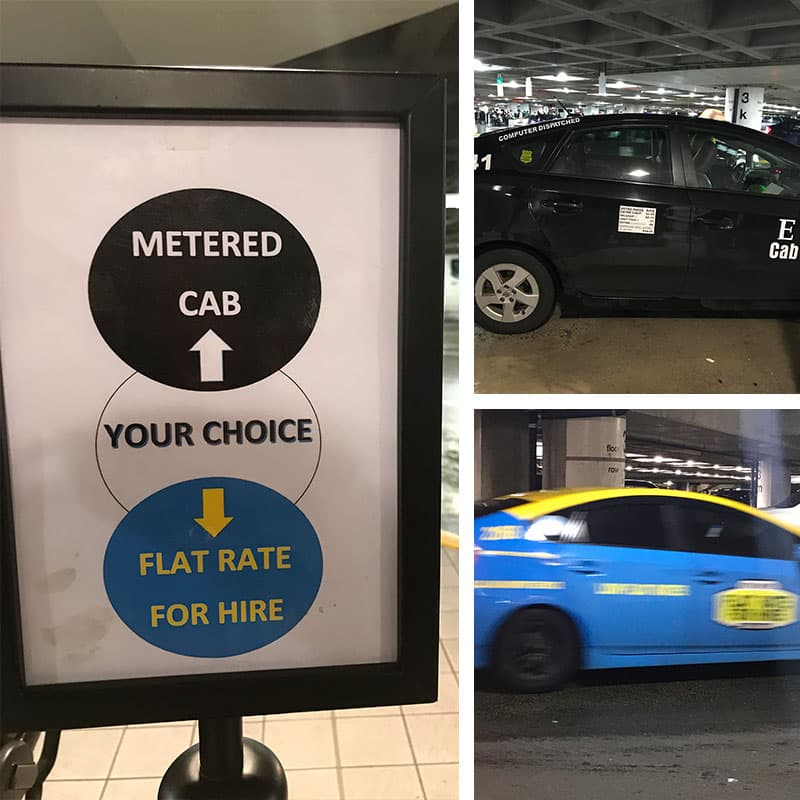 Lean Six Sigma IS Everywhere - Sea-Tac Airport Ride Share - GoLeanSixSigma.com