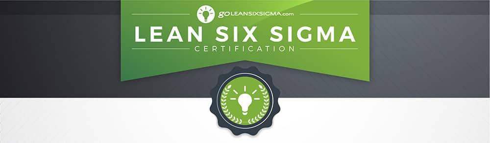 Lean Six Sigma Certification Verification - GoLeanSixSigma.com