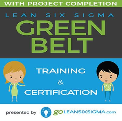 Green Belt Training & Certification (with Project Completion)