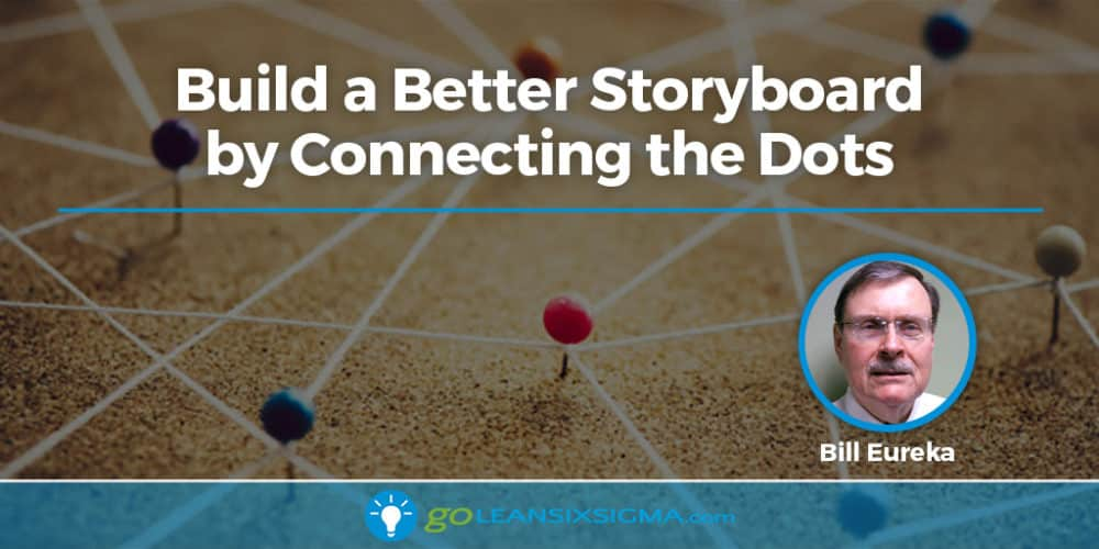 Build A Better Storyboard By Connecting The Dots - GoLeanSixSigma.com