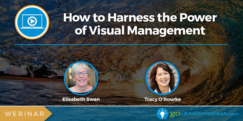 Webinar: How To Harness The Power Of Visual Management - GoLeanSixSigma.com