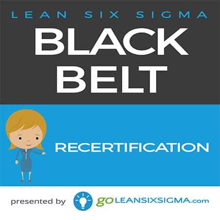 Black Belt Recertification