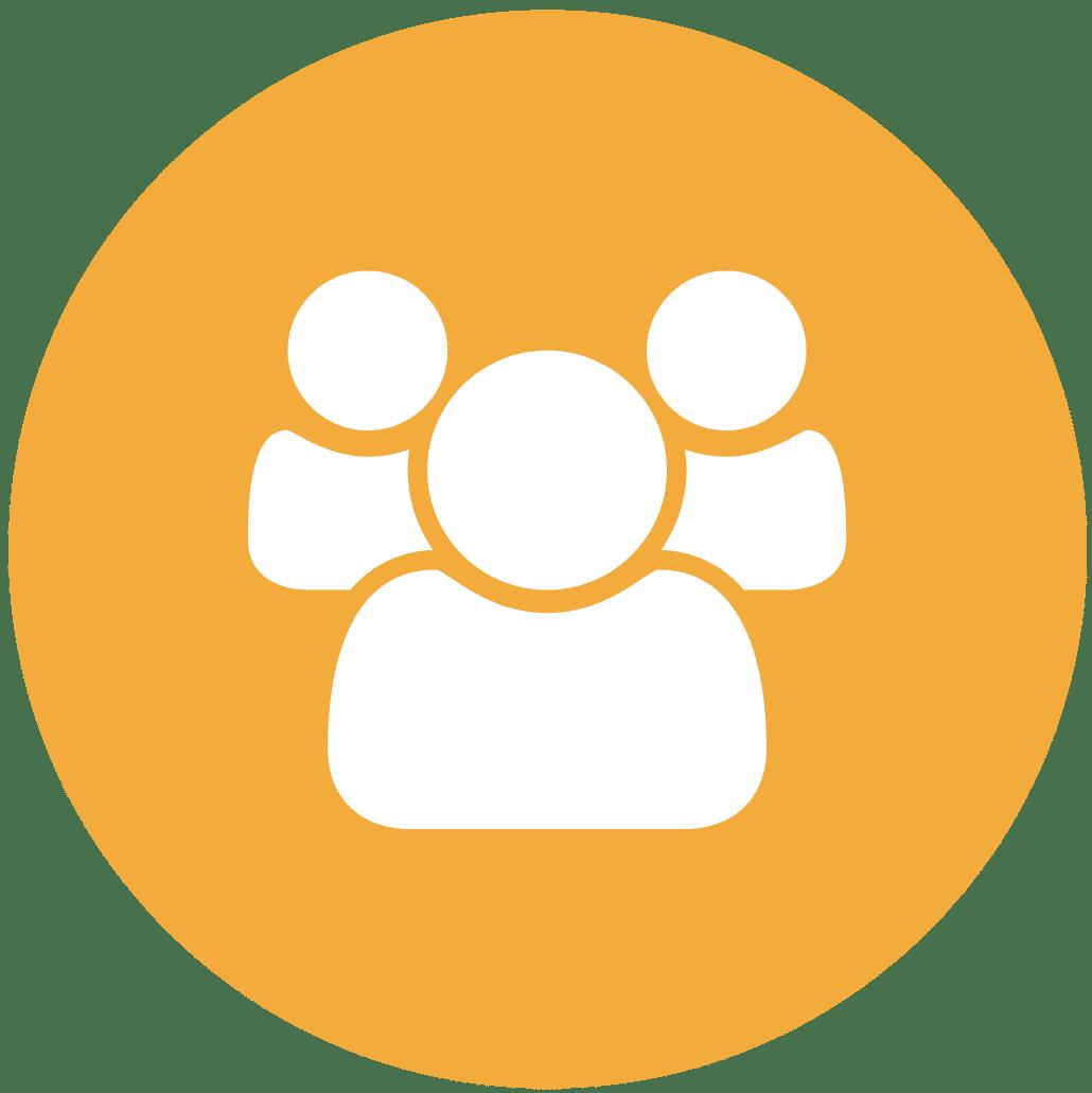 Team Members Icon - GoLeanSixSigma.com
