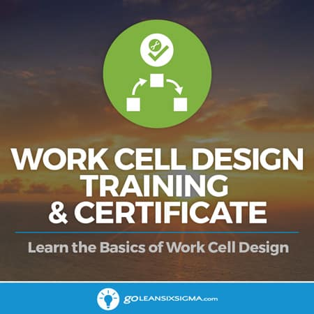 Work cell design training