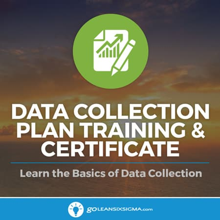 Data Collection Plan Training & Certificate